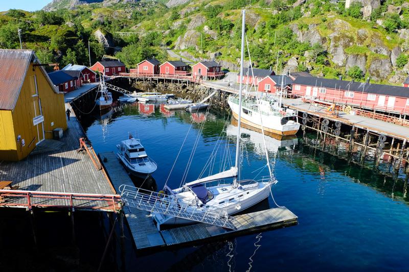 Norvegia villaggio