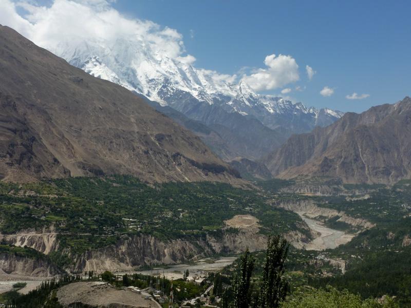 Pakistan Valle Indo