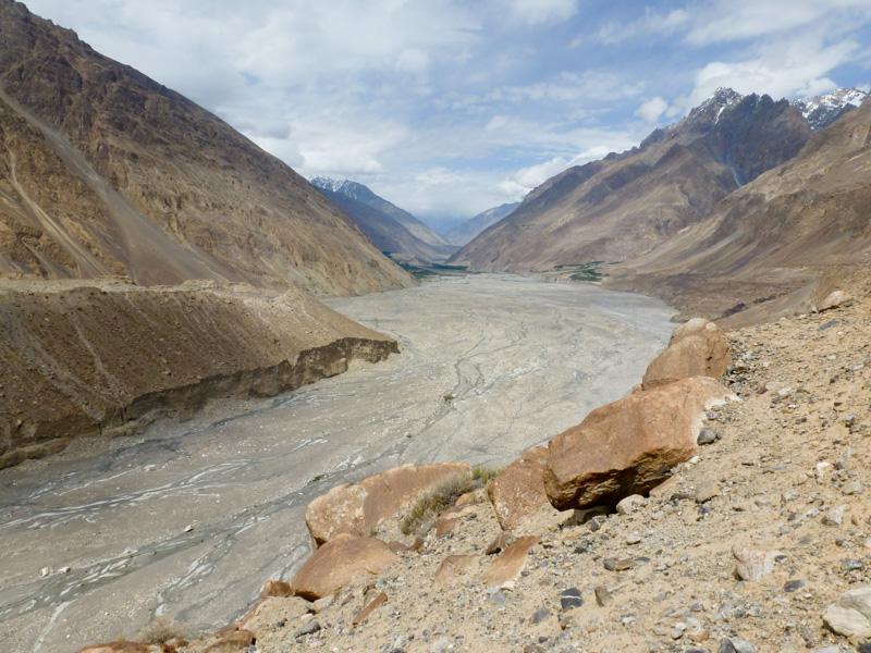 Pakistan valle Shimshal