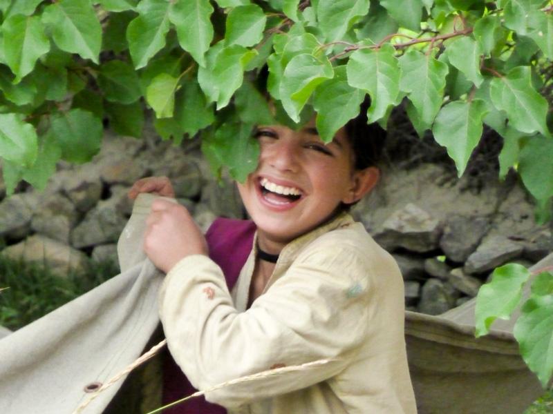 Pakistan sorriso