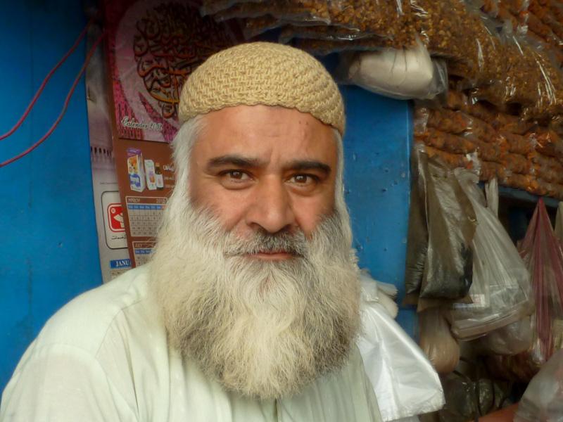 Pakistan barba