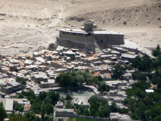 Pakistan: Il forte di Altit, valle dell'Hunza