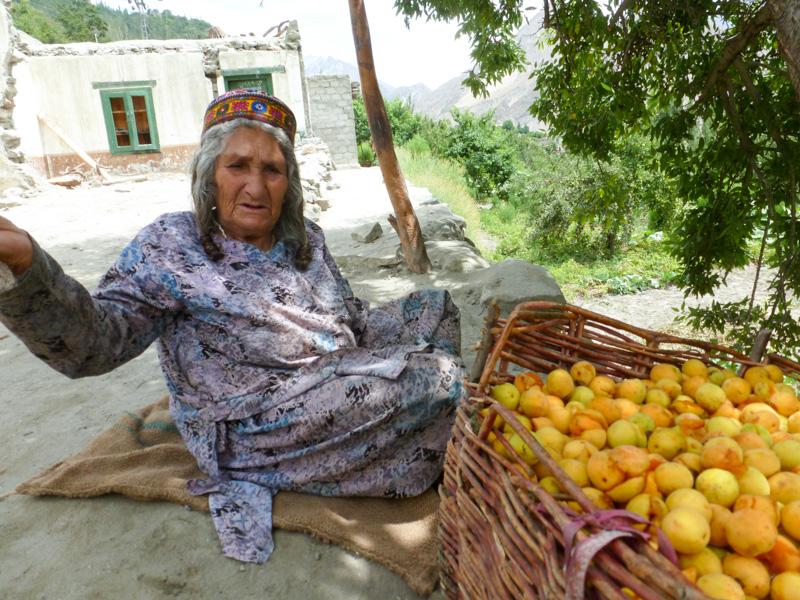 Pakistan donna