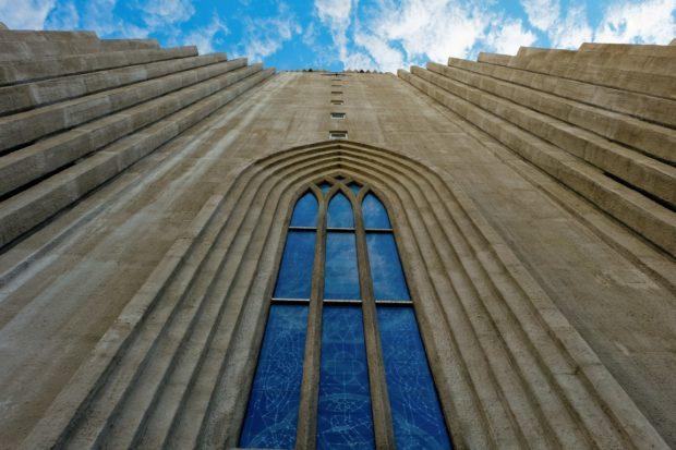 Reykjavik: chiesa di Hallgrímskirkja