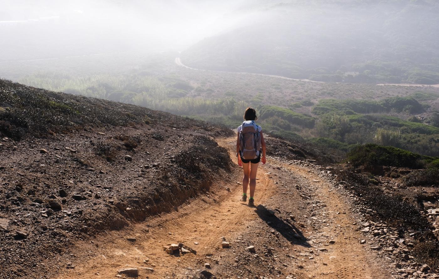 Rota Vicentina cammino a piedi Portogallo algarve sentiero dei pescatori