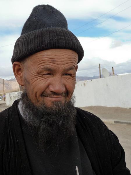 Tagikistan uomo