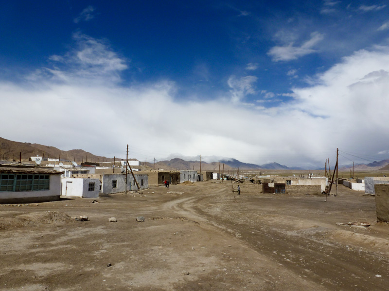 Pamir Highway Murghab - via della seta