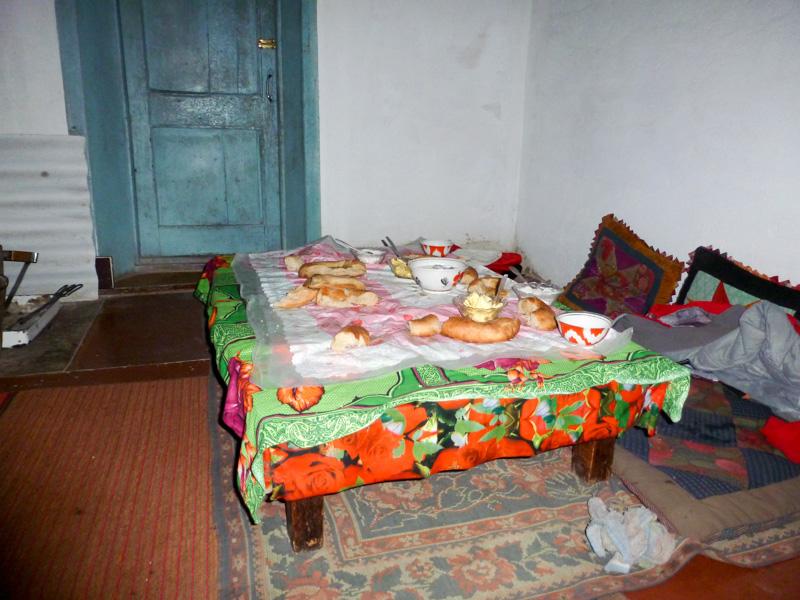 Tagikistan banchetto