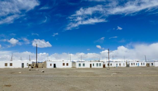 Tagikistan karakul - via della seta