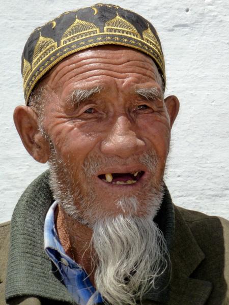 Tagikistan ritratto