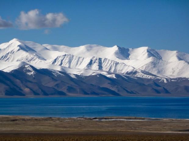 Karakul, altopiano del Pamir - via della seta