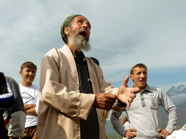 Tagikistan cantastorie