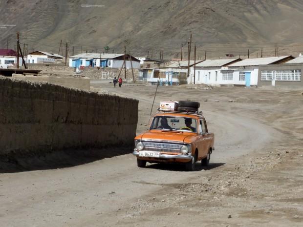 Murghab - via della seta