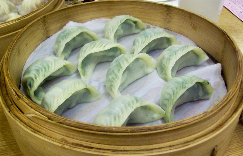 Taiwan dumplings