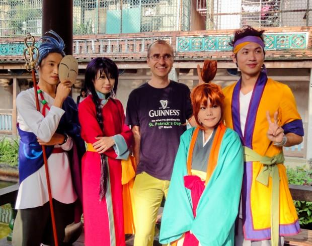 Taiwan cosplay