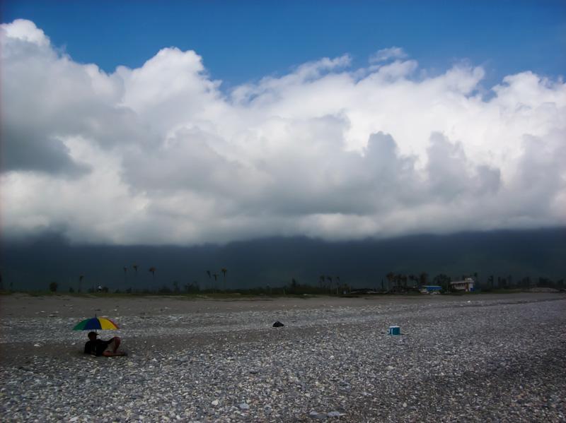 Taiwan spiaggia
