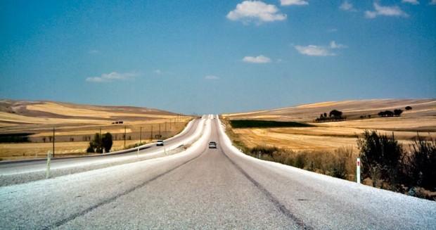 Turchia viaggio strada