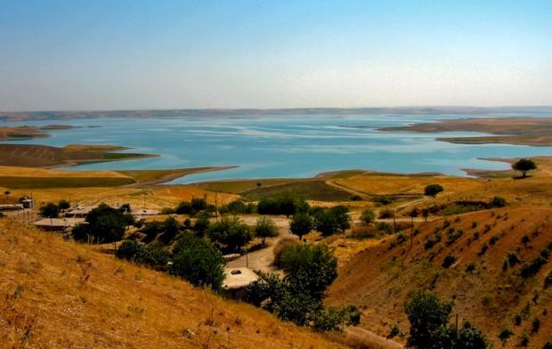 Eufrate fiume turchia mesopotamia