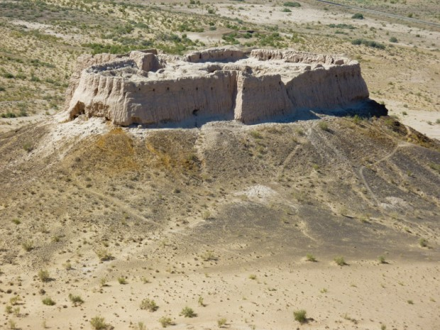 Uzbekistan: le fortezze nel deserto