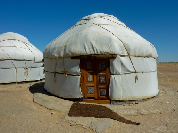 Uzbekistan yurta