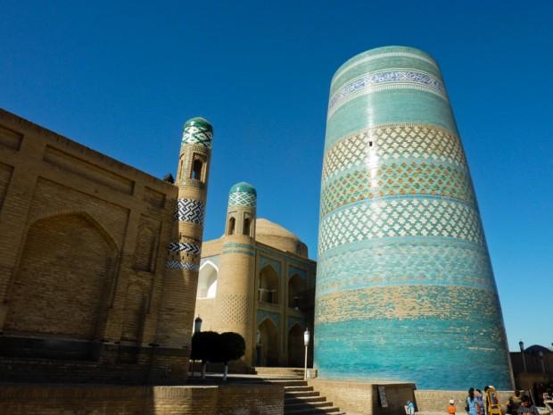 Minareto Kalta Minor, Khiva