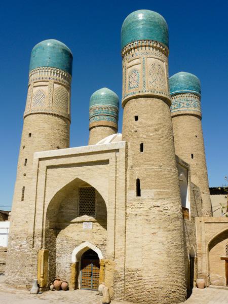 Uzbekistan minareto