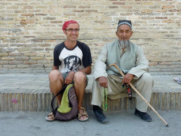 Uzbekistan viaggio