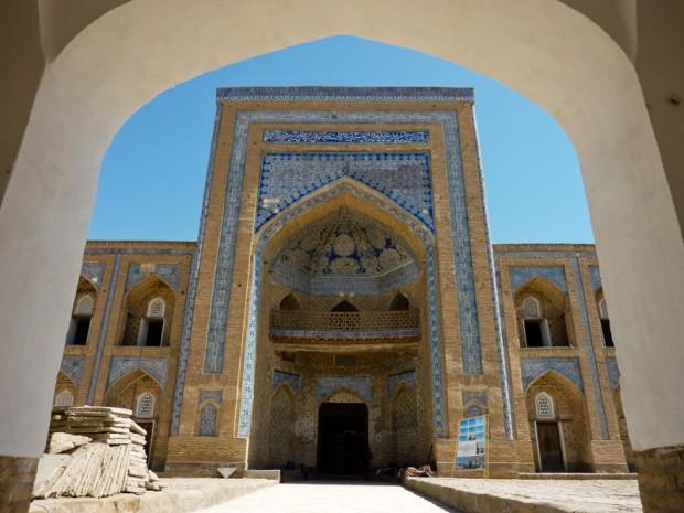 Uzbekistan achitettura