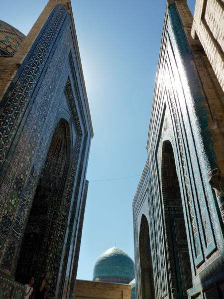 Uzbekistan mausolei samarcanda