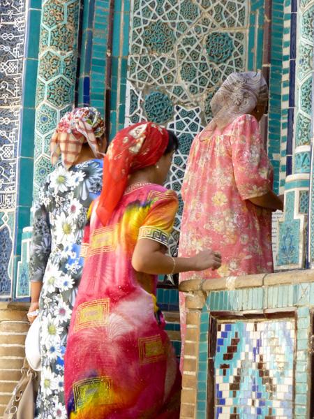 Uzbekistan colori