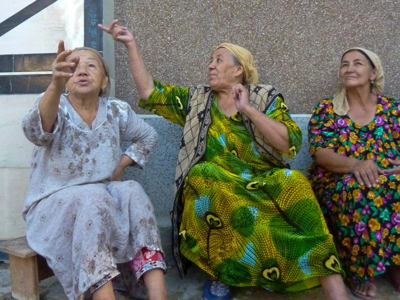Uzbekistan donne