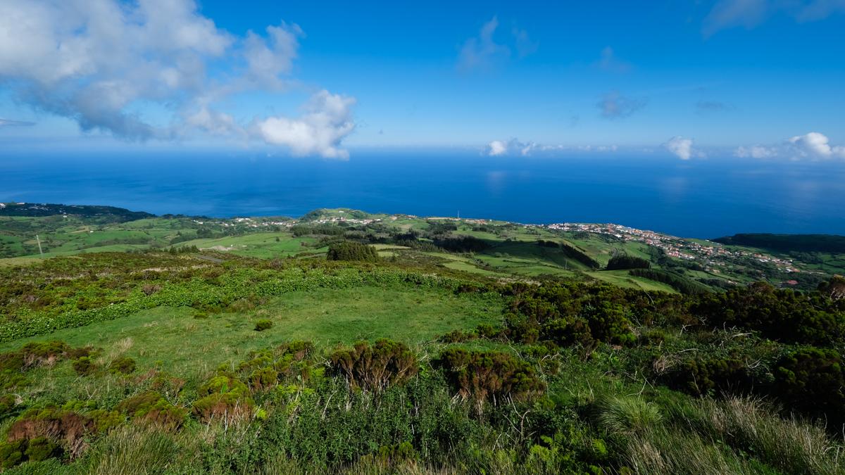 Viaggio a Flores e Corvo isole Azzorre trek