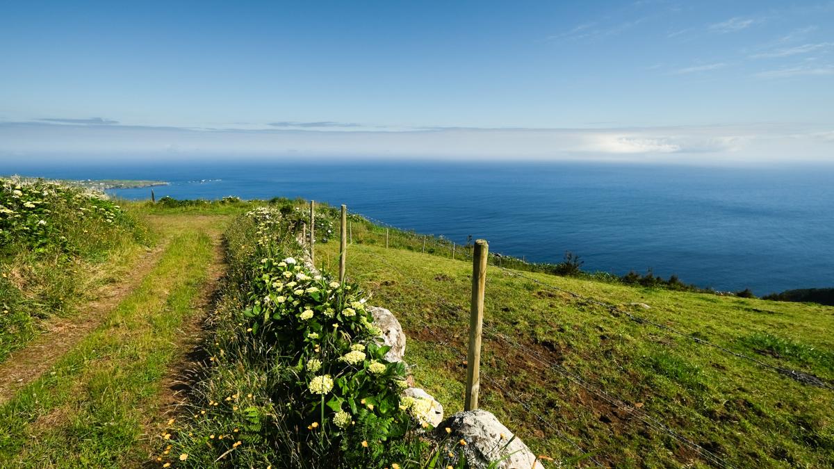 Viaggio a Flores e Corvo isole Azzorre trekking
