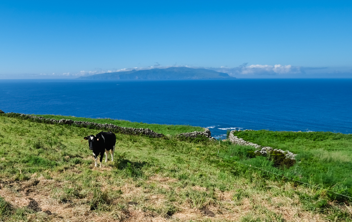 Viaggio a Flores isole Azzorre trekking
