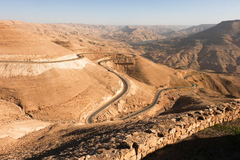 Viaggio in Giordania racconto wadi mujib