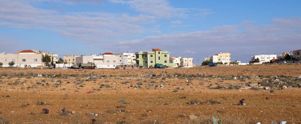 Viaggio in Giordania racconto case