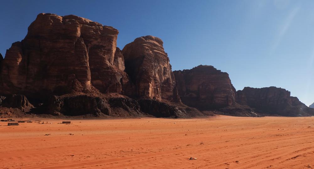 Viaggio in Giordania racconto deserto wadi rum