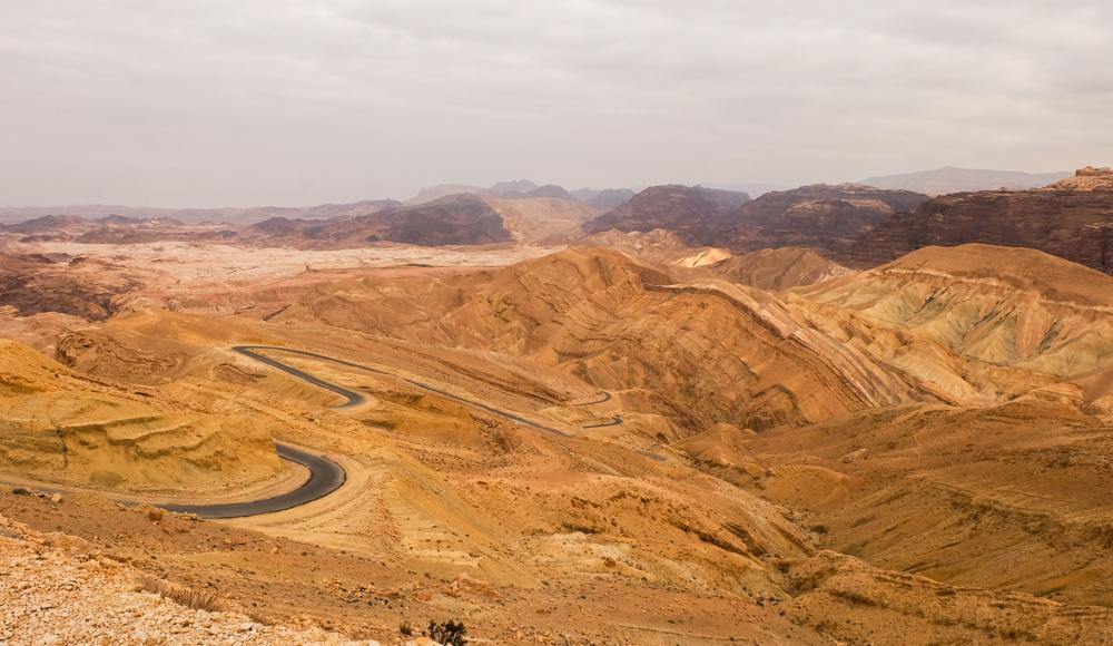 Viaggio in Giordania racconto strada