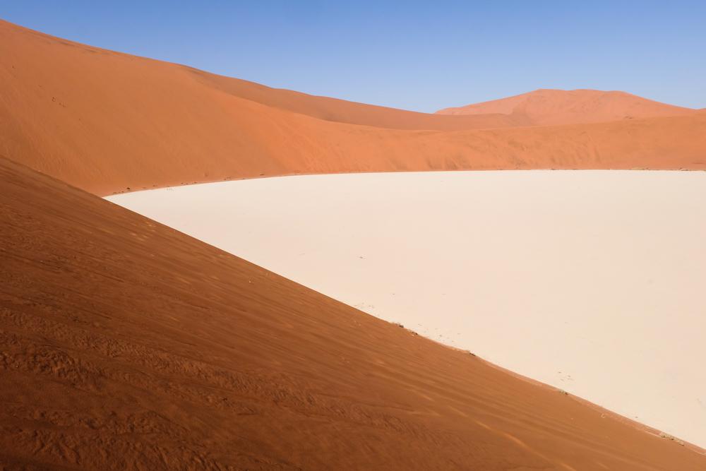 Viaggio in Namibia dead vlei duna