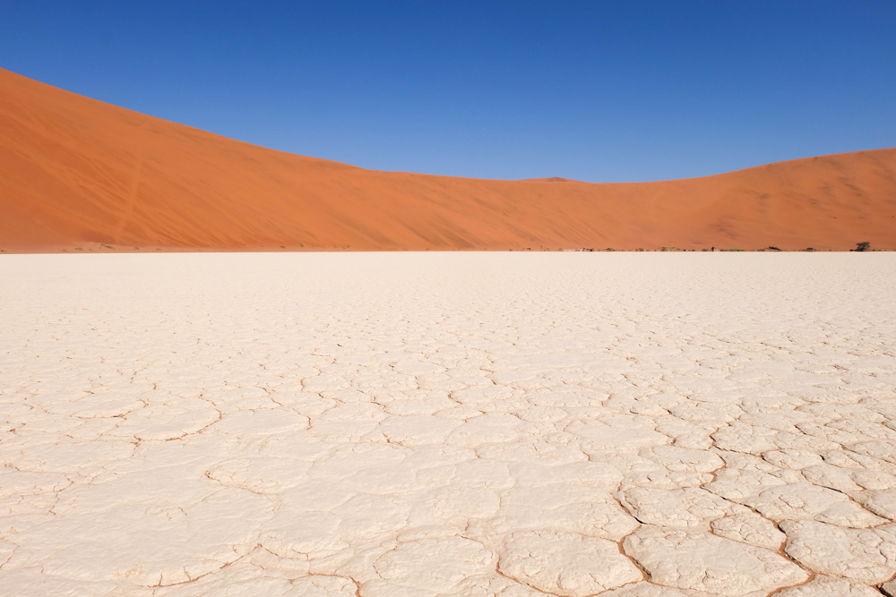 Viaggio in Namibia dead vlei panorama