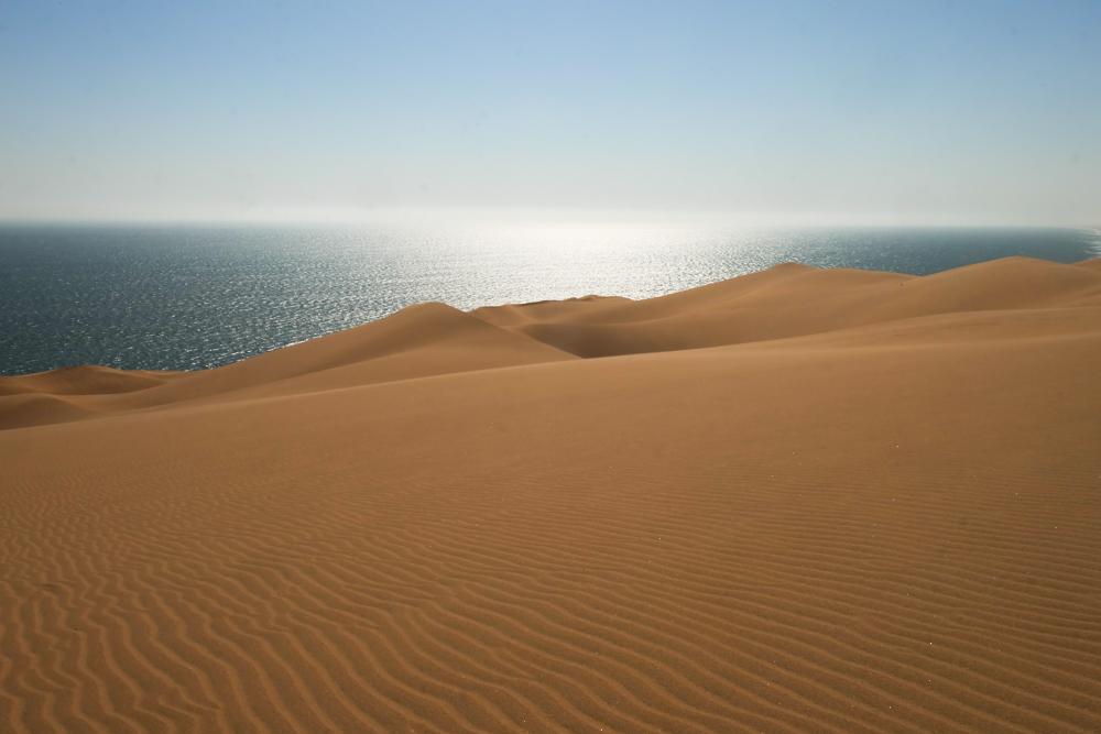 Viaggio in Namibia deserto coeano