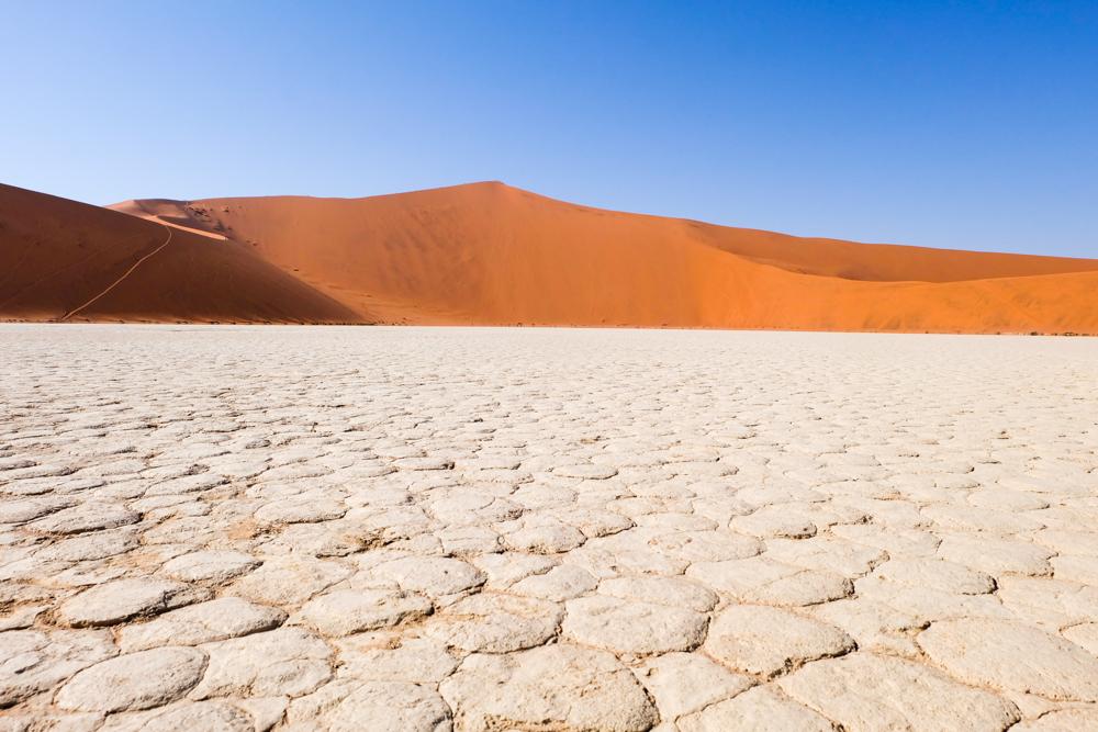 Viaggio in Namibia deserto dead vlei