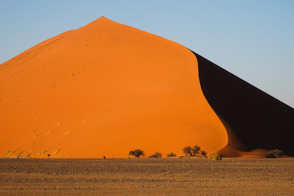 Viaggio in Namibia deserto namib duna