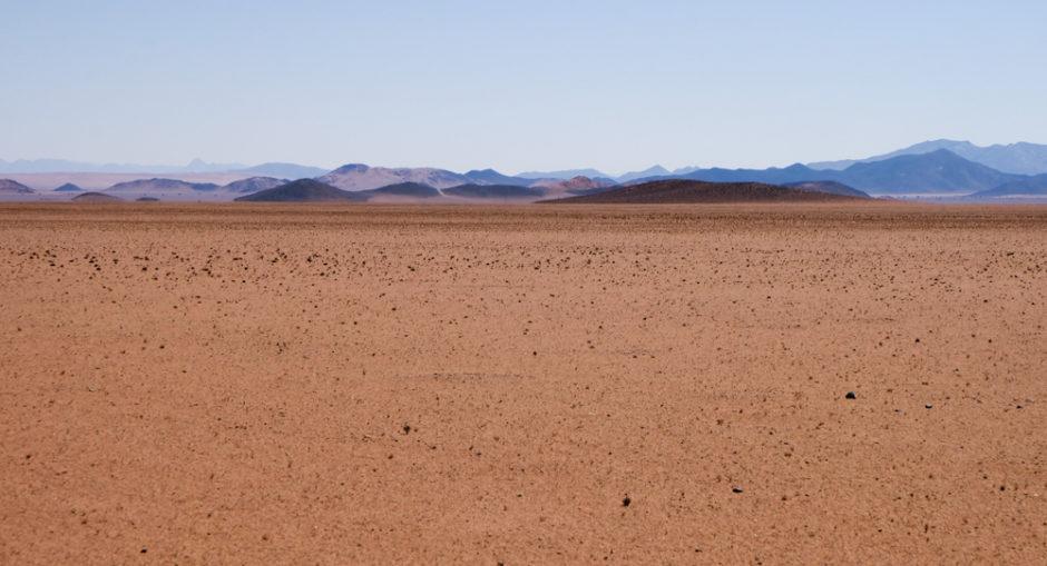 Viaggio in Namibia deserto