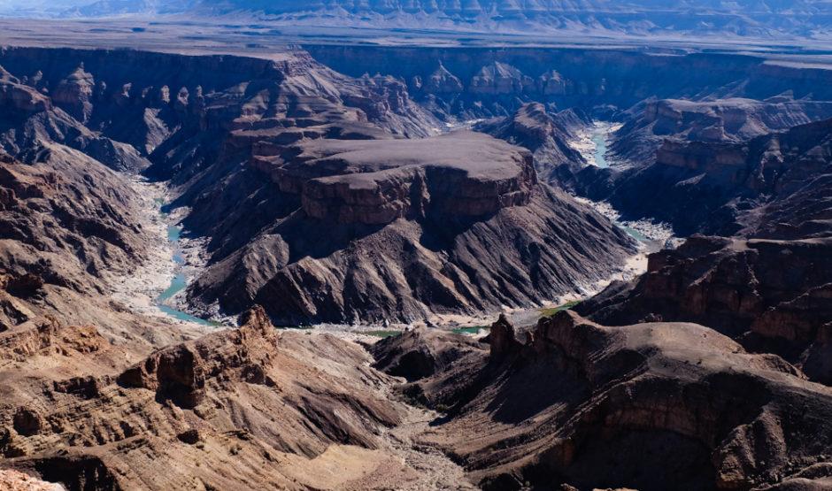Viaggio in Namibia fish river canyon
