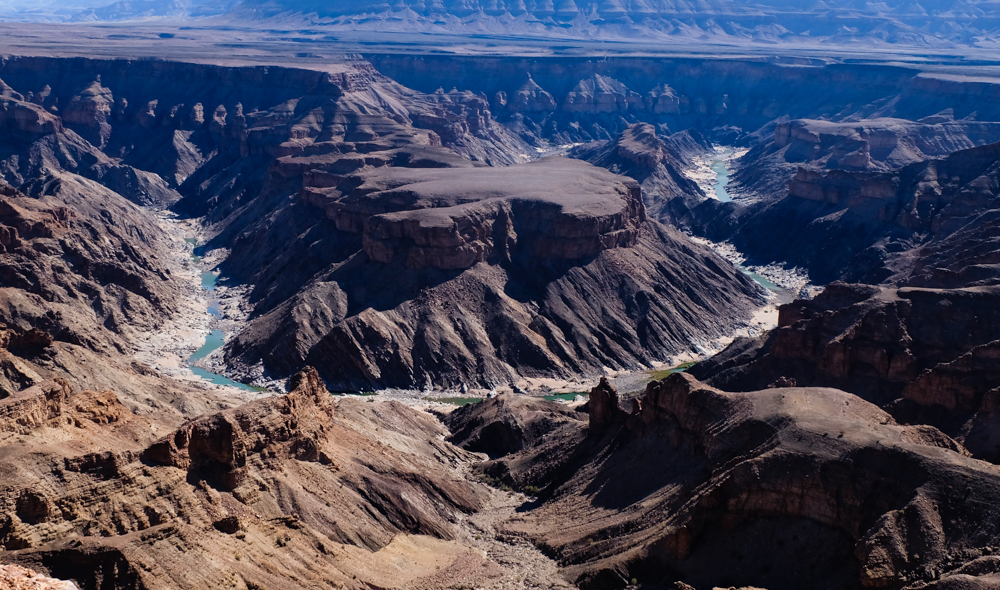 Viaggio in Namibia fish river canyon