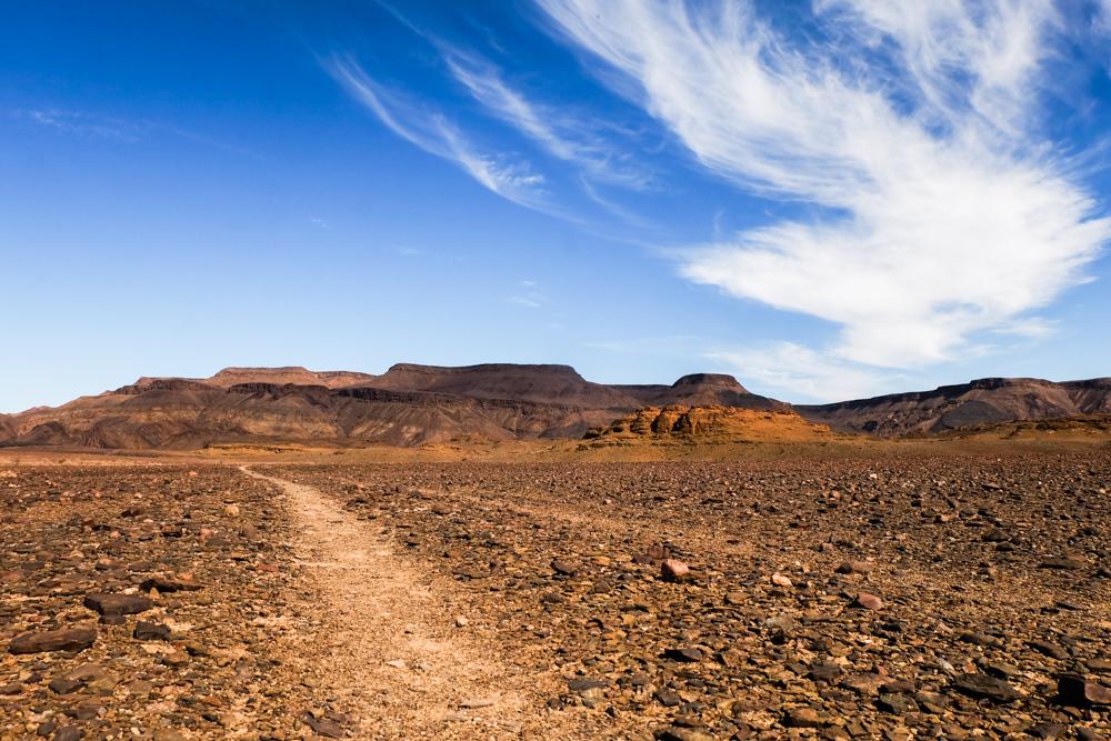 Viaggio in Namibia fish river trek