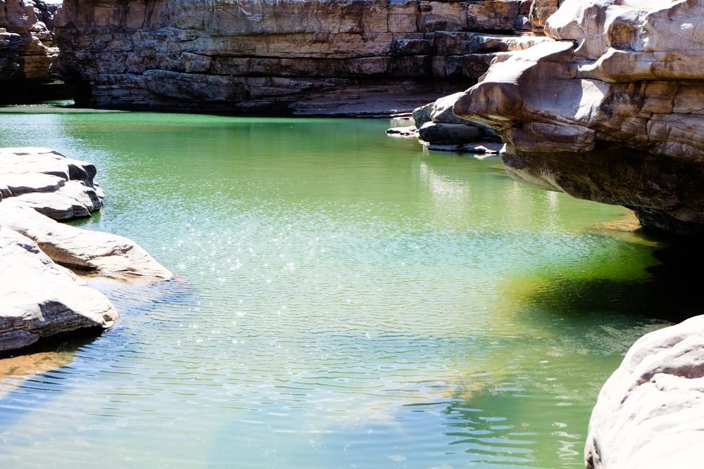 Viaggio in Namibia fish river