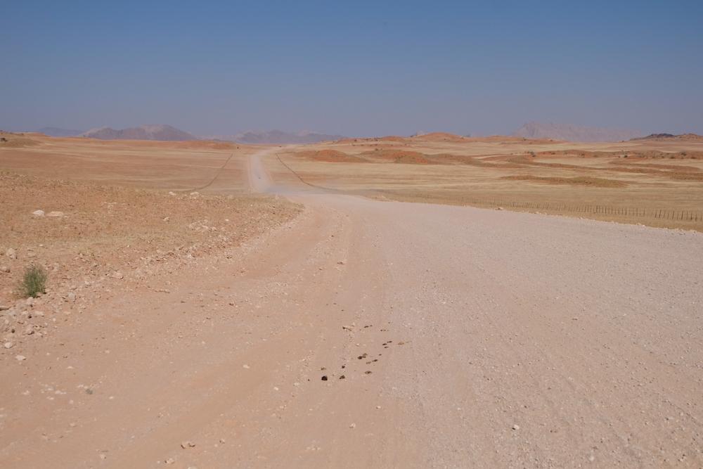 Viaggio in Namibia sel drive