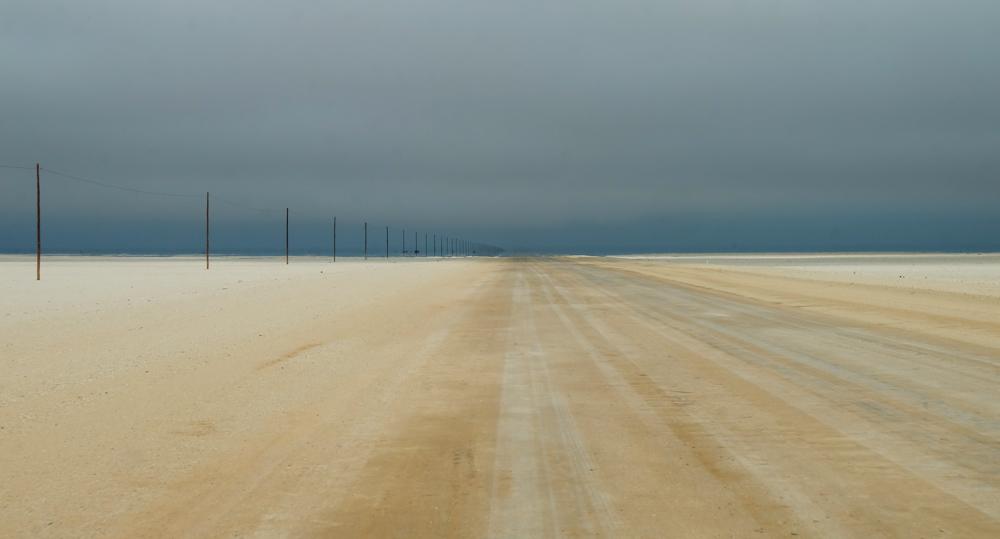 Viaggio in Namibia strada